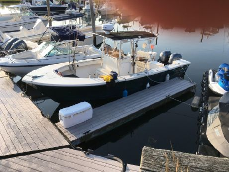 2007 Jones Brothers 260 Cape Fisherman