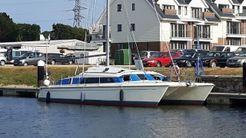 1980 Prout Snowgoose 37 Catamaran