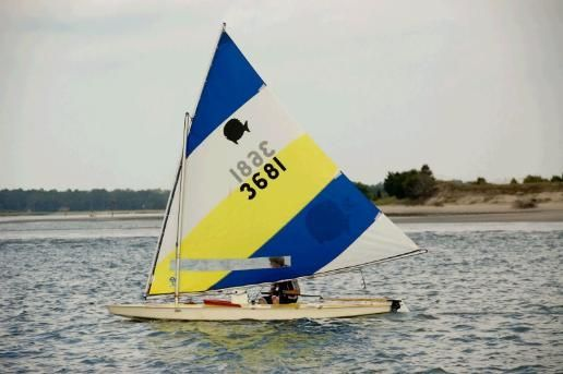 2017 Laser Performance Sunfish