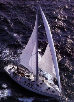 1983 Hatteras 65 Sailing yacht
