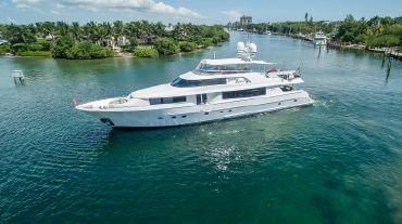 2002 Westport Raised Pilothouse Motoryacht
