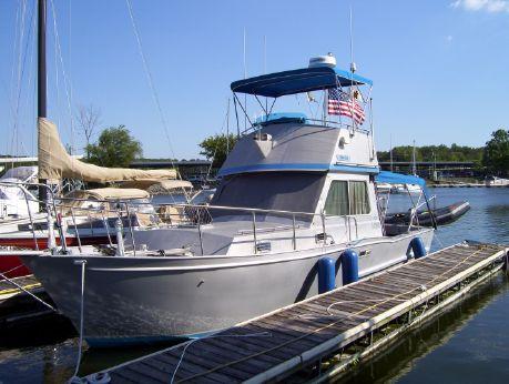1983 Potter Craft 35 Custom Built Trawler