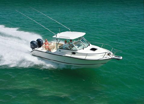 2016 Pursuit 255 Offshore