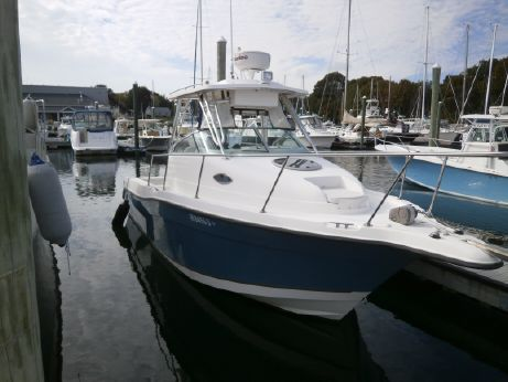 2008 Seaswirl Striper 2601 Walk-Around