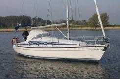 1997 Dehler 37 Cruising