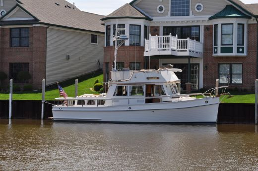 1983 Grand Banks 36 Classic Aft Cabin