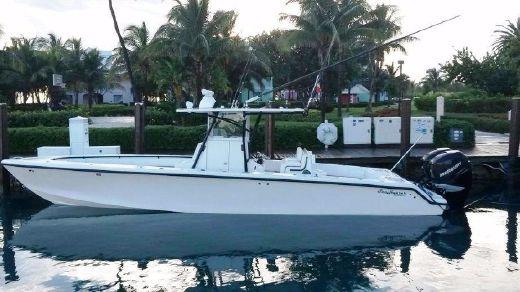 2005 Seahunter 35 2016 Updates/Twin 350 Verados