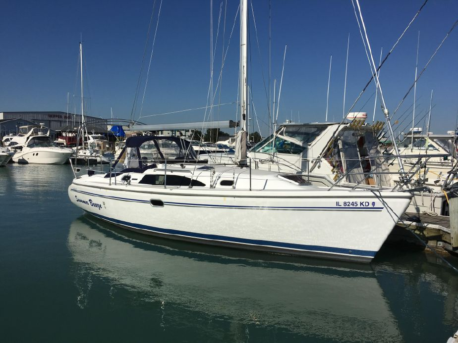 8005fab0f6 2007 Catalina 309 Sail Boat For Sale - www.yachtworld.com