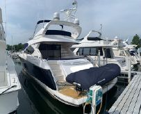 2010 Sunseeker Manhattan 60