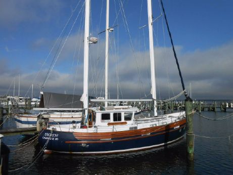1976 Fairways Marine Fisher 37 Motor Sailor