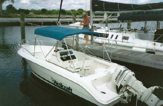 1998 Wellcraft 210 Fisherman