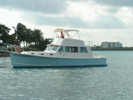 2002 Atlantic Duffy 42