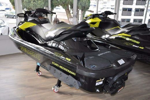 2012 Bombardier RXT 260 RS