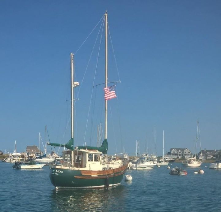 1976 Fisher 30 Ketch Sail Boat For Sale - www yachtworld com