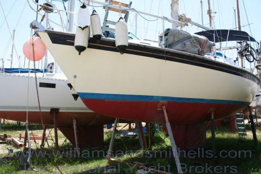 1985 Westerly Seahawk 34