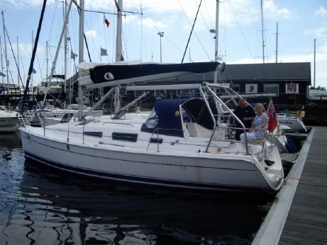2007 Hunter Legend 33