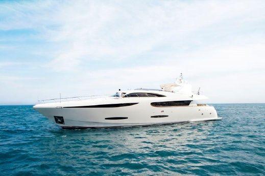 2009 Vanelli Yachts 110