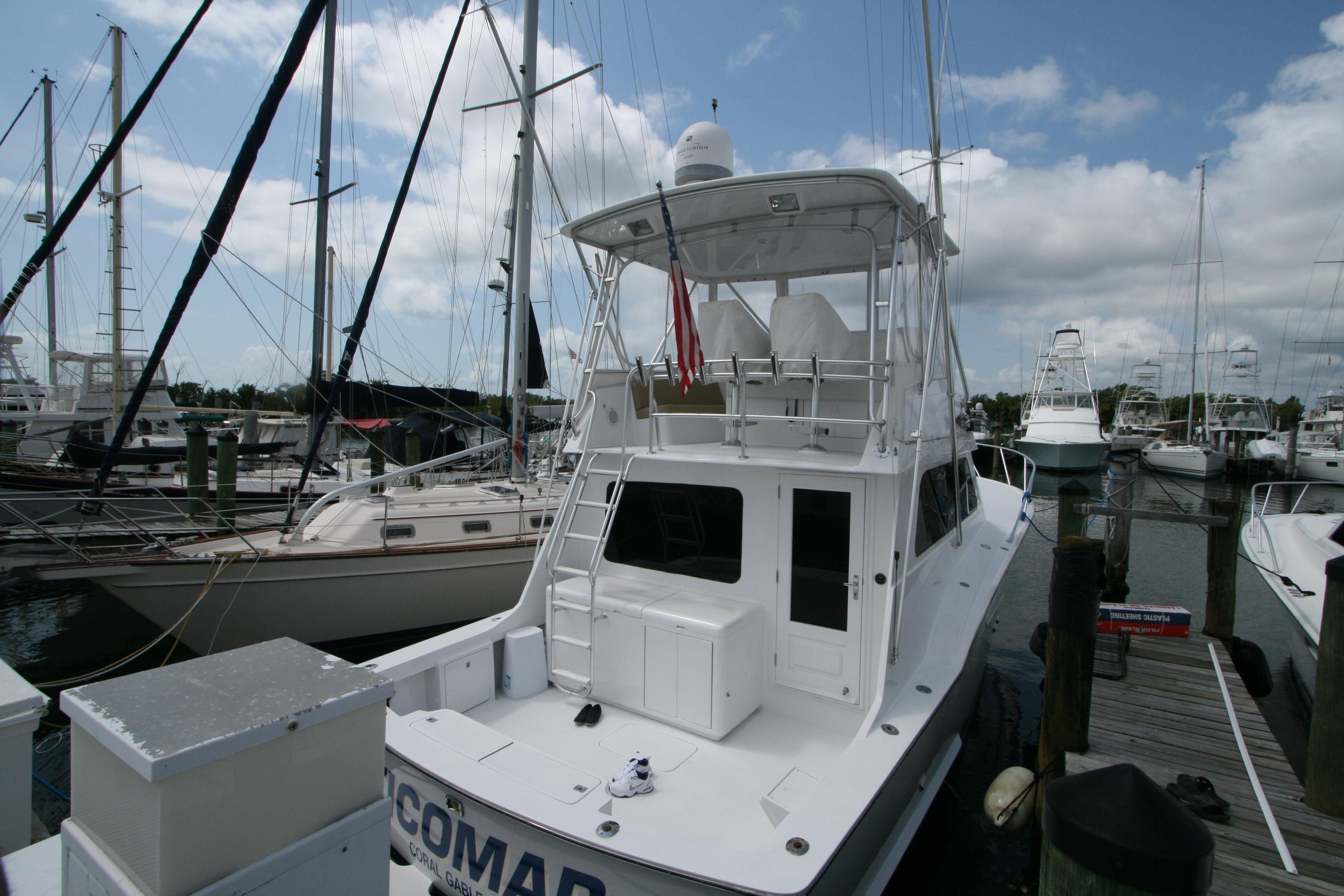 1971 hatteras power boat for sale for Sport fishing boats for sale by owner