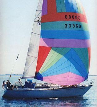 1985 C&C 35 MKIII