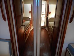photo of  50' Morgan Moorings Tri Cabin 50