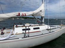 1988 J Boats J/33