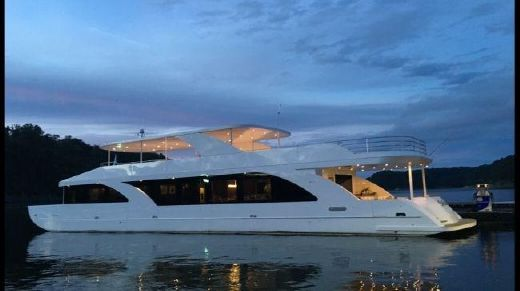2015 Stardust Cruisers 20 x 106 Houseboat