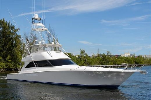 2008 Viking Yacht Convertible