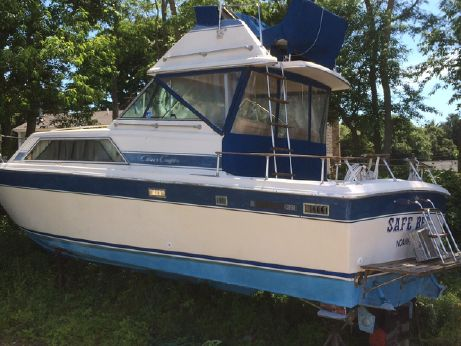 1984 Chris-Craft Catalina 291