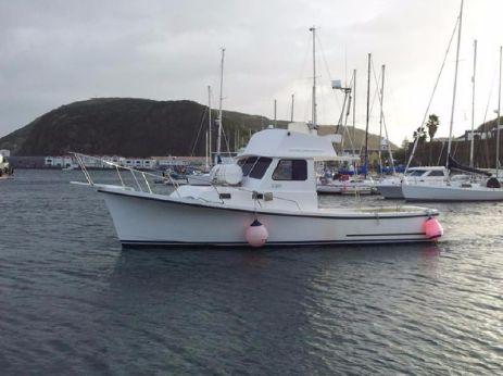 2000 Jc Boat Workboat 31