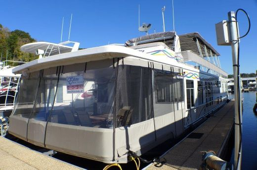 2002 Sharpe 17 X 80 Houseboat
