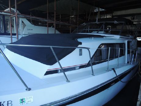 1988 Chris Craft1 Catalina 381