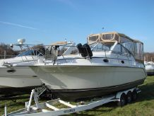 1998 Carver 280 Express Mid Cabin