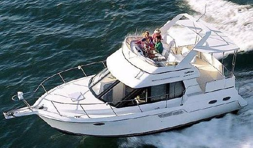 1999 Carver 1 326 Aft Cabin must see!