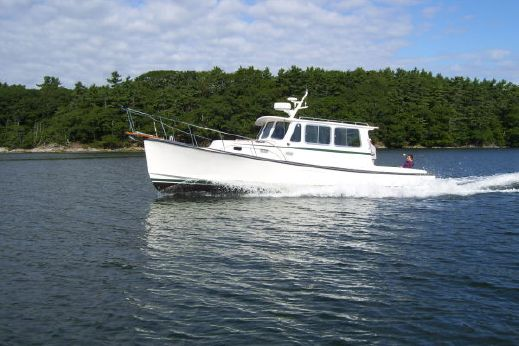 2009 Five Islands Boat Works Downeast Hardtop Cruiser