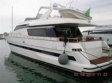 2001 Sanlorenzo SL72