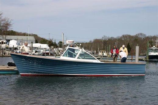 2008 Custom/mackenzie Style 30 open bass boat