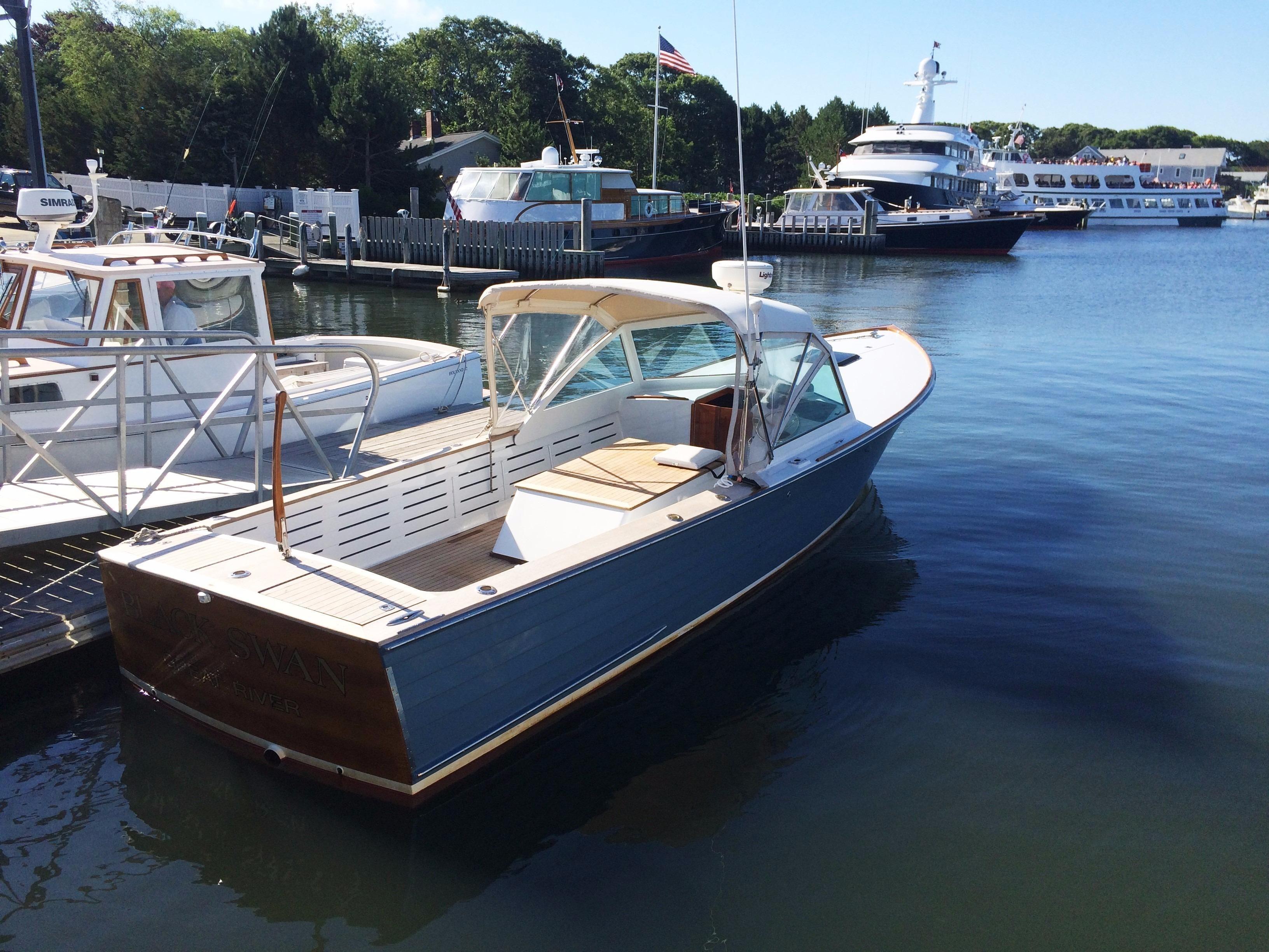 2008 custom mackenzie open bass boat motore barca in for Fishing charters falmouth ma