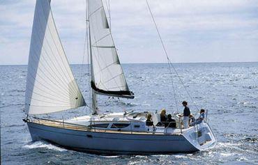 2003 Jeanneau 35