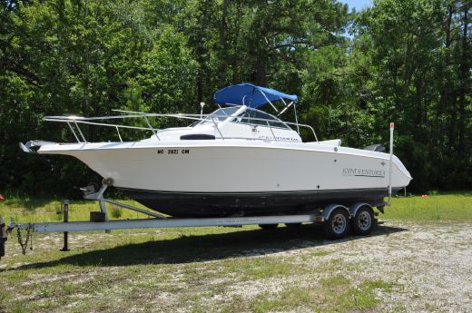 1995 Wellcraft 238 Coastal