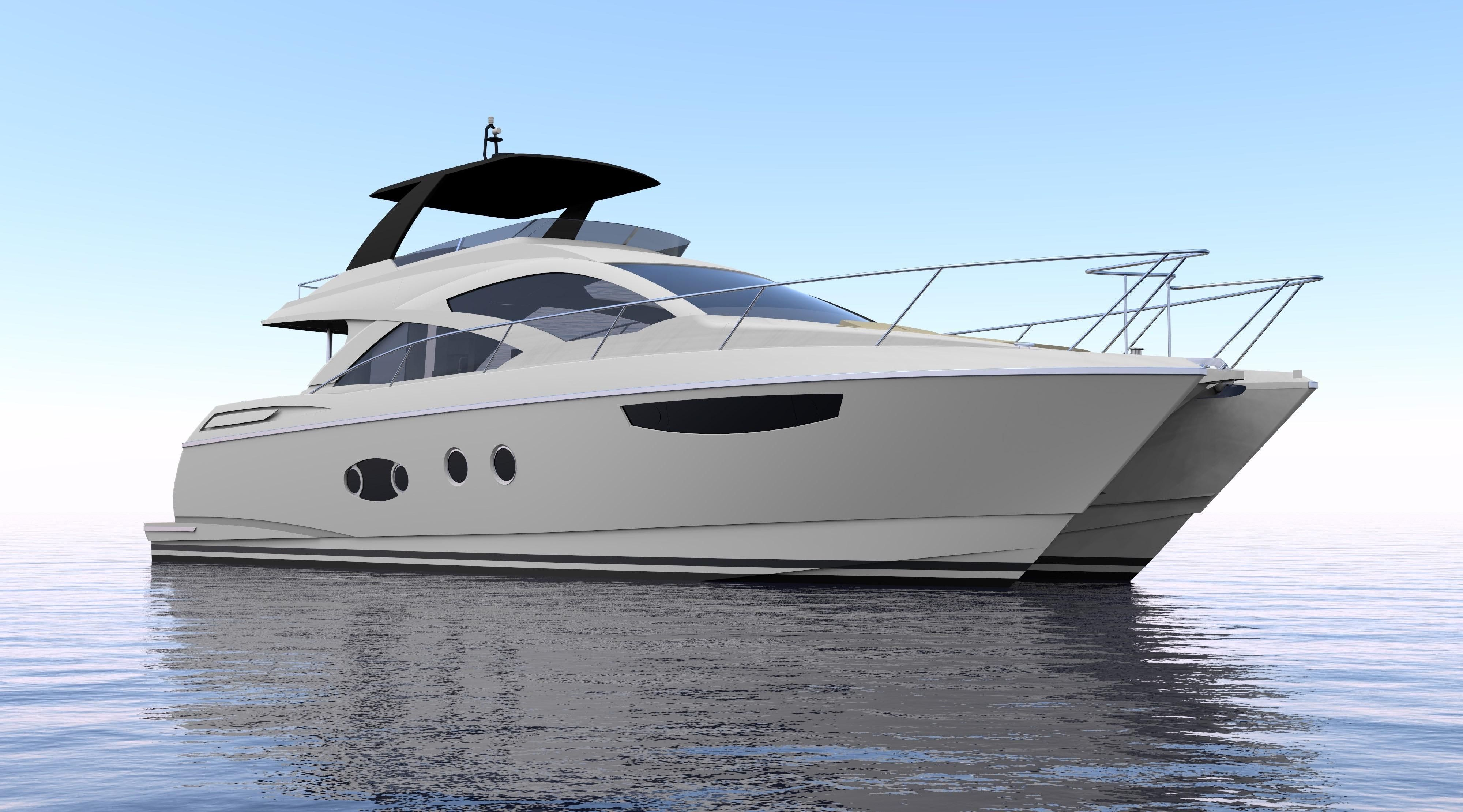 2018 Mares 65 Motor Yacht Power Boat For Sale Www