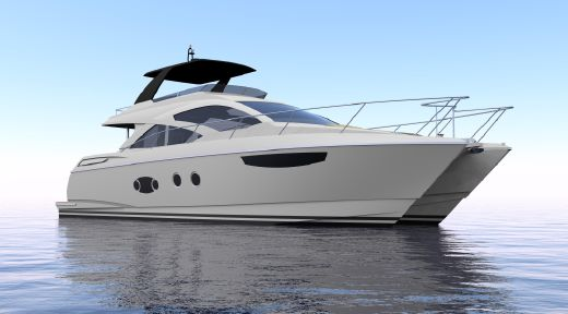 2017 Mares 65 Motor Yacht