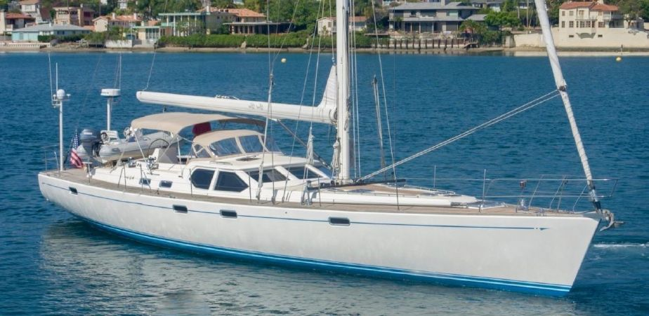 2003 Westerly Point 65 Sail Boat For Sale - www yachtworld com