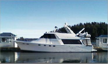 1994 Bayliner 4788 Pilot House Motoryacht