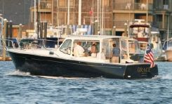 2005 Mjm 34z Downeast