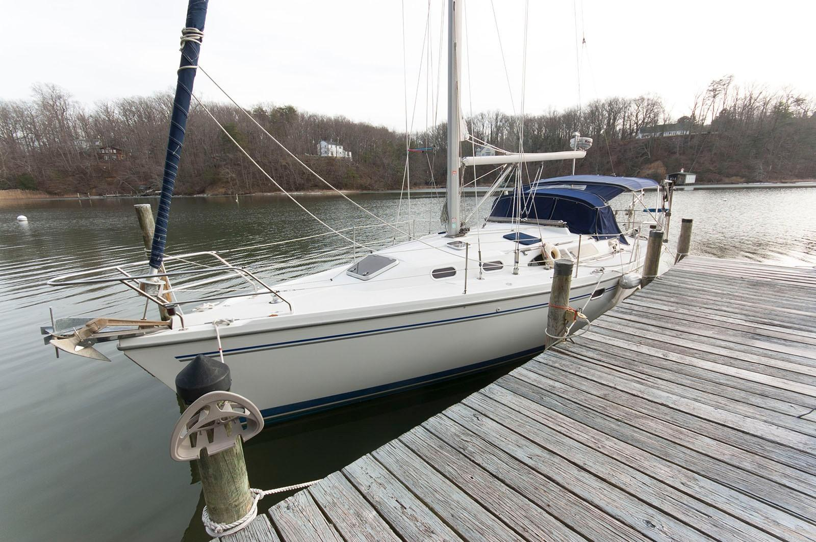 2003 catalina 350 sail boat for sale www yachtworld com rh yachtworld com Catalina 350 Brochure Catalina 350 Inside
