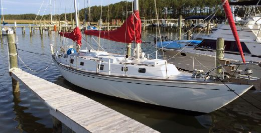 1970 Morgan 41 Ketch