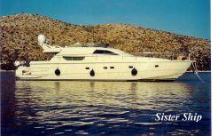 1996 Ferretti Yachts FERRETTI 165