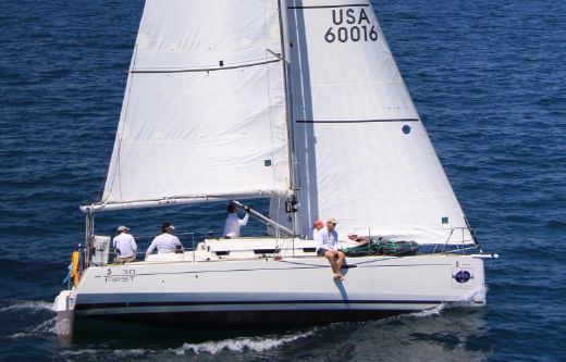 2011 Beneteau First 30 and Trailer