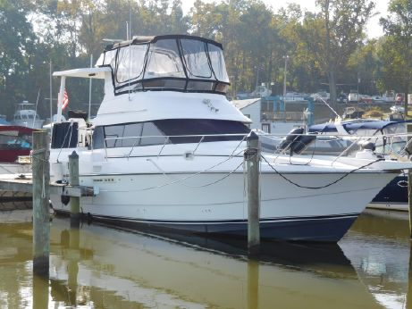 1992 Silverton 34 Aft Cabin Motor Yacht
