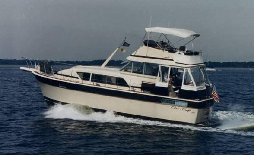 1982 Chris Craft Commander